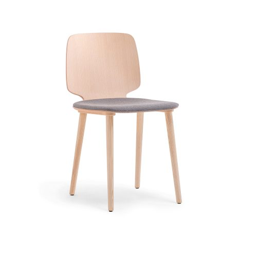 Nova Interiors Babila Wood Chair 2700A