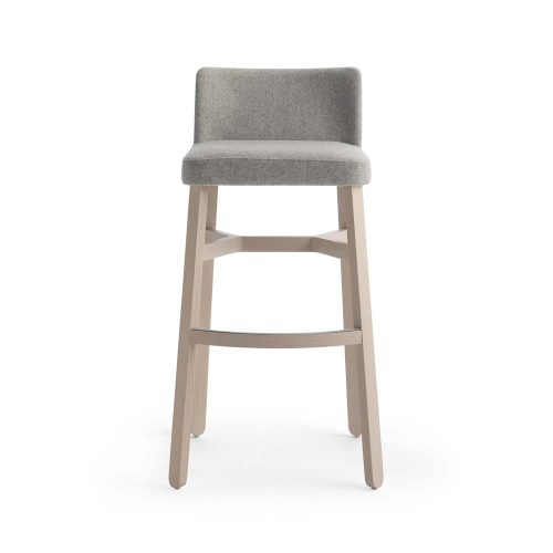 Nova Interiors Croissant High Stool 577