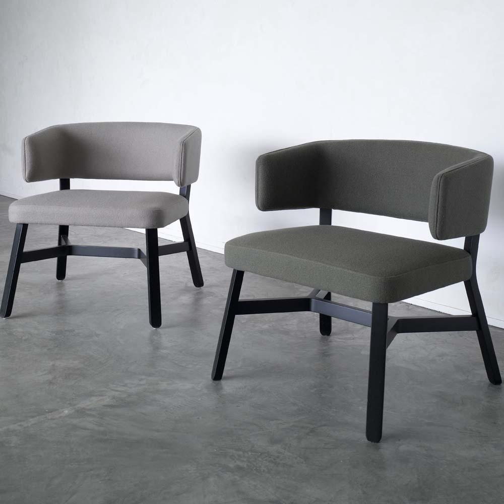 Nova Interiors Croissant Chair 572
