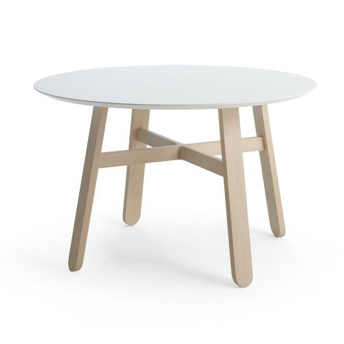 Nova Interiors Croissant Round Dining Table 590