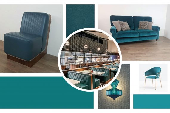 5 Ways To Add Teal Into Your Interior