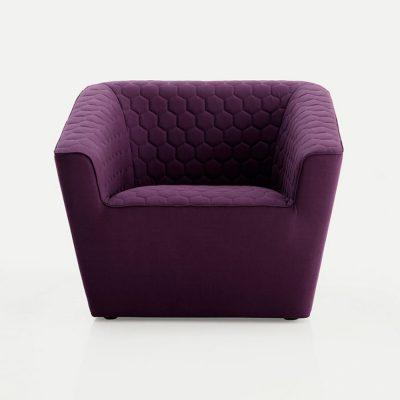 Nova Interiors 250.61.K.G Tea Quilted Armchair