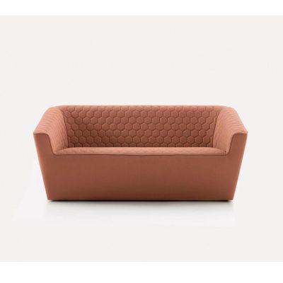 Nova Interiors 250.61.T.G Tea Quilted Sofa