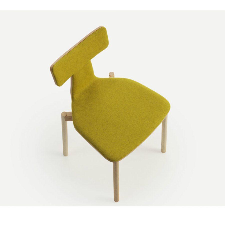 Nova Interiors 295.41.2 Silla 40 30's Chair