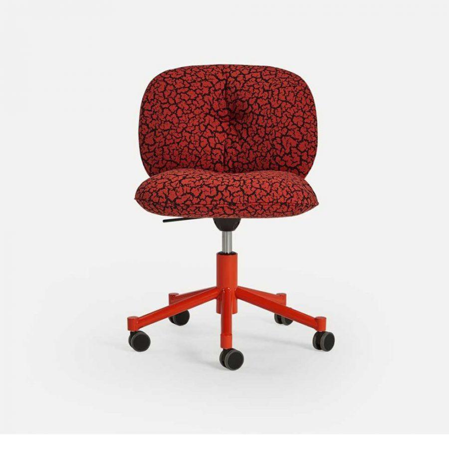 Nova Interiors 320.40 Mullit Chair With Wheels