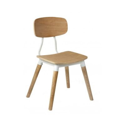 Nova Interiors Florence Side Chair 332540 Wooden Legs