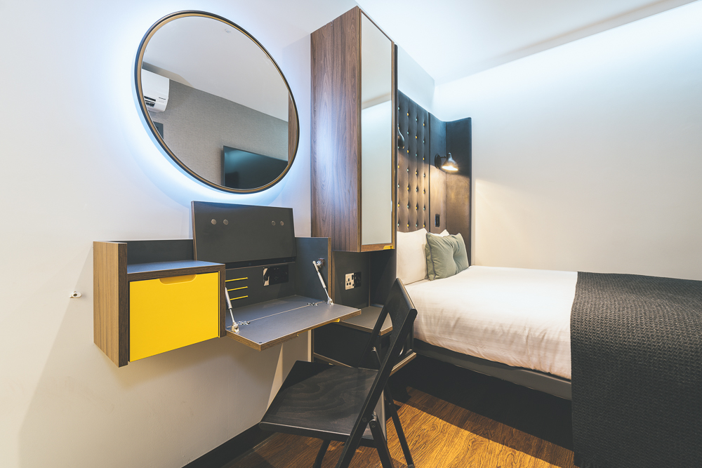 Nova Interiors Point A Hotel Liverpool Street
