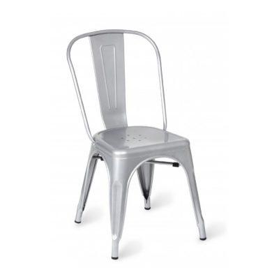 Nova Interiors Paris Side Chair 331905G Grey