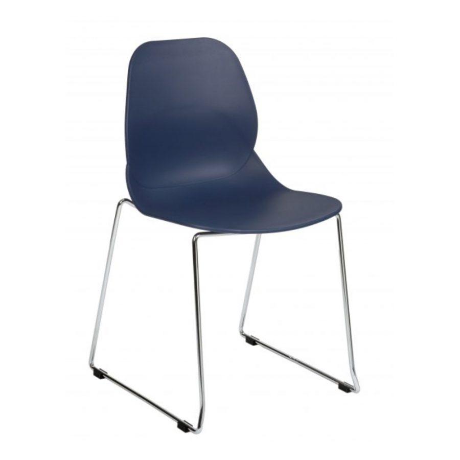 Nova Interiors Shoreditch Side Chair E Frame 360030