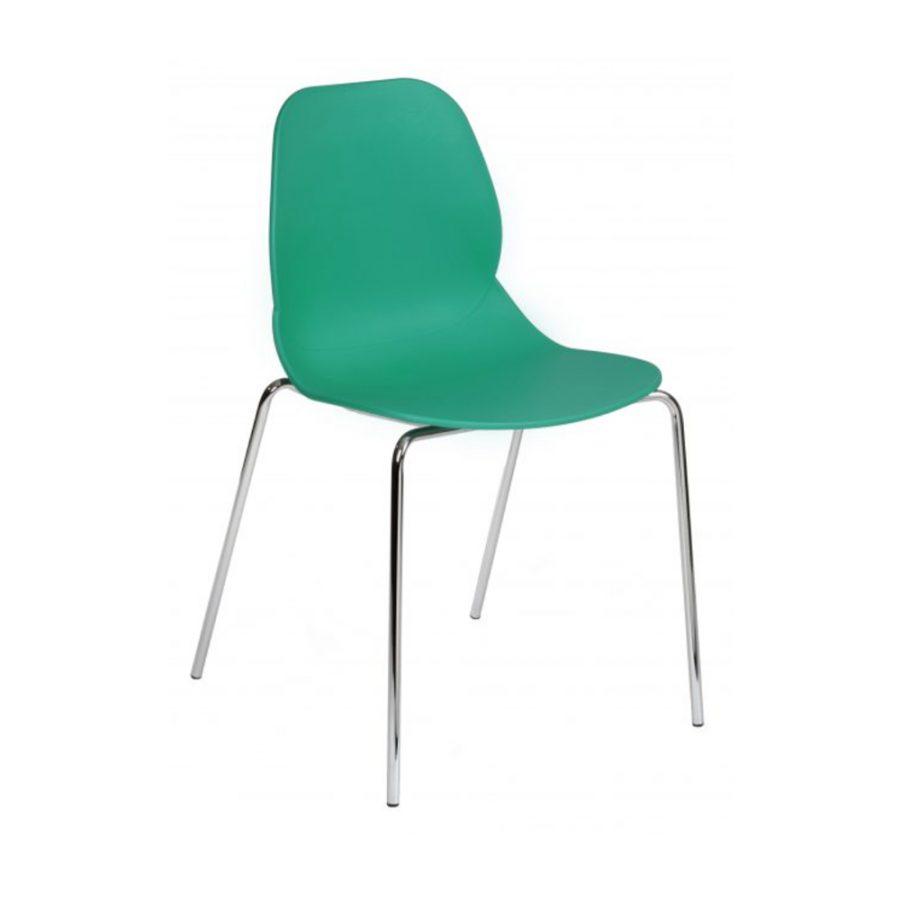 Nova Interiors Shoreditch Side Chair F Frame 360031
