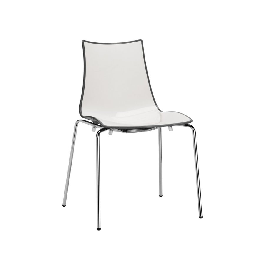 Nova Interiors Zebra Bicolour Chair 2272