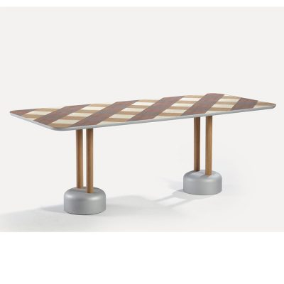 Nova Interiors 304.74.WKH Vichy Dining Table